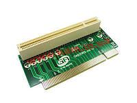 Райзер карта 1хPCI-32 слот (используется 1х PCI-32) для STB-1G-9X, AIC. (GA620RS)