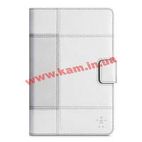 Чехол iPad mini Belkin Glam Cover Stand белый (F7N026vfC02)