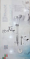 Комплект смесителей для ванны Bianchi easy kit joy 2021SA, фото 1