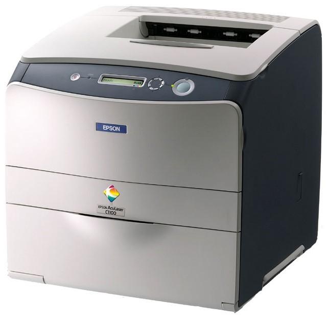 Обзор принтера Epson AcuLaser C1100