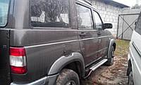 Элементы кузова на УАЗ Патриот