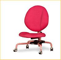 Кресло детское регулируемое Pondi, розовое