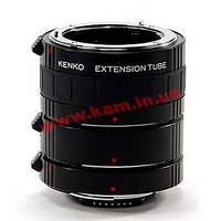Набор удлинительных колец Kenko DG EXTENSION TUBE для Nikon AF (089997)