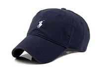 Стильная кепка, бейсболка Polo Ralph Lauren. Удобный головной убор. Оригинальная, модная кепка. Код: КЕ573, фото 1