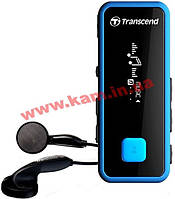 MP3 плеер Transcned T. Sonic 350 8GB Синийe (TS8GMP350B)