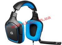 Гарнитура Logitech G430 USB Gaming (981-000537)