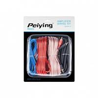 Монтажный комплект для автомобильного усилителя Peiying ZLA0412