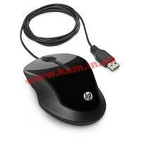 MOUSE USB OPTICAL X1500 H4K66AA#ABB HP (H4K66AA)