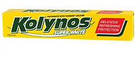 Зубная паста Kolynos Super White 75 мл.Бразилия