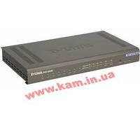 Голосовий шлюз з 8 портами FXS, 1 портом WAN 10/ 10 (DVG-5008SG/A1A)