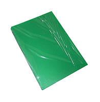 Обложки А4, 400 мк., Satin, зелёные,100 шт/упак.