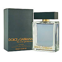 Dolce gabbana the one gentleman men (товар при заказе от 1000грн)