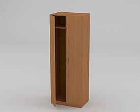 Шкаф платяной с распашными фасадами  - 1