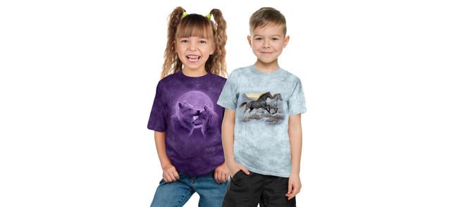 Качественные детские футболки