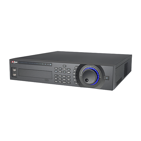 IP-видеорегистратор 32-х канальный Dahua DH-NVR5832, фото 2