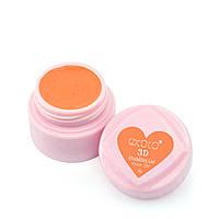 Гель пластилин 3D Modelling gel CANNI 8 мл №23, Цвет Апельсин