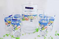 Набор для напитков Luminarc Florine C6831 (7 предметов)