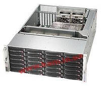 Корпус для сервера Supermicro (CSE-846BE16-R1K28B)