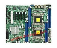 Серверная мат. плата SUPERMICRO (MBD-X9DRL-IF-O)