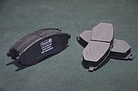 Колодка дискового тормоза передняя Chevrolet Aveo