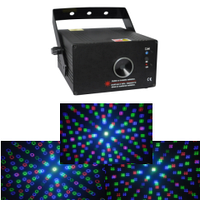 Лазерне шоу BEANIME350RGB