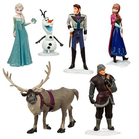 Холодное сердце набор фигурок ДИСНЕЙ / DISNEY Frozen