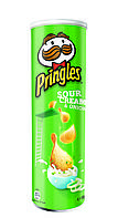 Pringles Sour cream & onion 190 г. Бельгия, фото 1