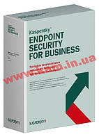 Kaspersky Endpoint Security for Business - Select Public Sector 1 year Band M: 15-19 (KL4863OAMFP)