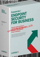 Kaspersky Endpoint Security for Business - Select Educational Renewal 1 year Band M: 1 (KL4863OAMFQ)