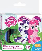 Мелки восковые, 12 цветов My Little Pony LP16-070