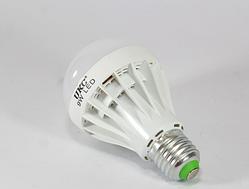 Лампочка LED LAMP E27 9W Круглые
