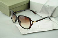 Солнцезащитные очки Dior Symbol (коричневая оправа)