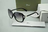 Солнцезащитные очки Dior Symbol (черная оправа)