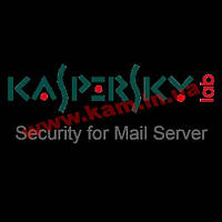 Kaspersky Security for Mail Server Add-on 1 year Band P: 25-49 (KL4313OAPFH)