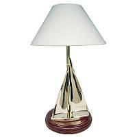 Морской сувенир настольная лампа «Яхта», h-60 см., Sea Club