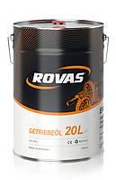 Моторное масло Rovas RX5 Diesel 10W-40 B4 (20л) для дизельных двигателей легковых автомобилей и микроавтобусов