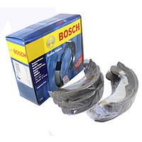 Колодки тормозные задние Dacia Logan Bosch (0986487819) барабанные(для а/м с ABS)
