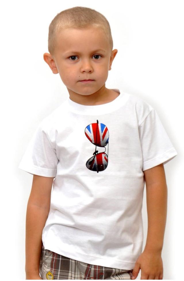 Яркие детские футболки для мальчиков