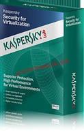 Kaspersky Security for Virtualization, Server * Base 1 year Band B: 2-2 (KL4251OABFS)