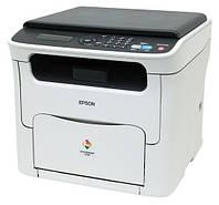Epson AcuLaser CX16 самая надежная цветная модель