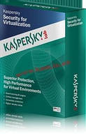 Kasperksy Security for Virtualization, Core * Cross-grade 1 year Band Q: 50-99 (KL4551OAQFW)