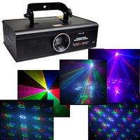 Лазерное шоу BEFS008RGB
