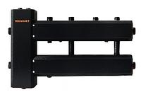 Распределительный коллектор с гидроуравнивателем в изоляции СК 222.125