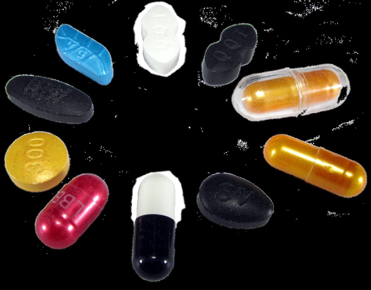 """Набор препаратов для потенции """"Крепкий"""" для тех, кто не знает что выбрать"""