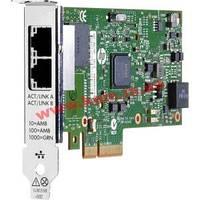 Сетевая карта HP 361T 503746-B21 (C3N37AA) (C3N37AA) PCIe Dual Port Gigabit NIC (C3N37AA)