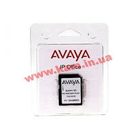 Системный компонент Avaya IP OFFICE IP500 V2 SYSTEM SD CARD A-LAW (700479702)