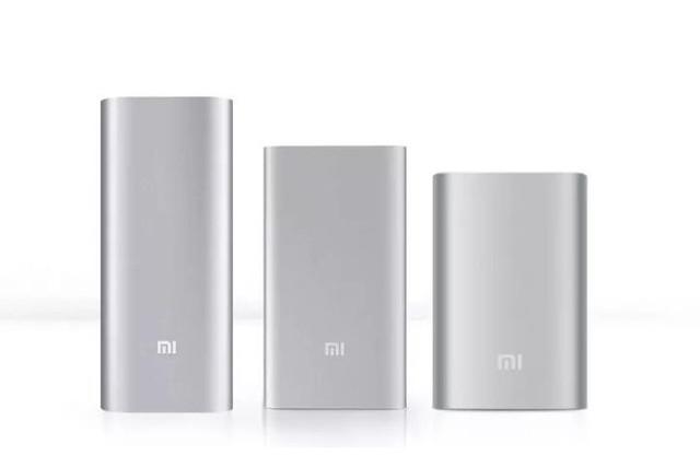 Внешние зарядные устройства Power bank Xiaomi Mi (реплика)