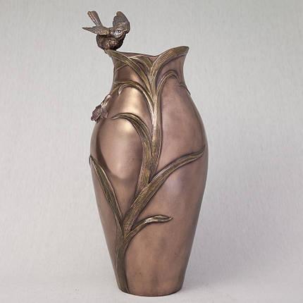 """Ваза """"Птичка на орхидее"""", фото 2"""
