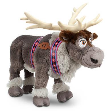 Плюшевая игрушка Свен 40 см Дисней / Plush Sven Disney