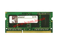 Оперативная память Kingston 4GB 1600MHz DDR3 Non-ECC CL9 SODIMM (KVR16S11S8/4G)